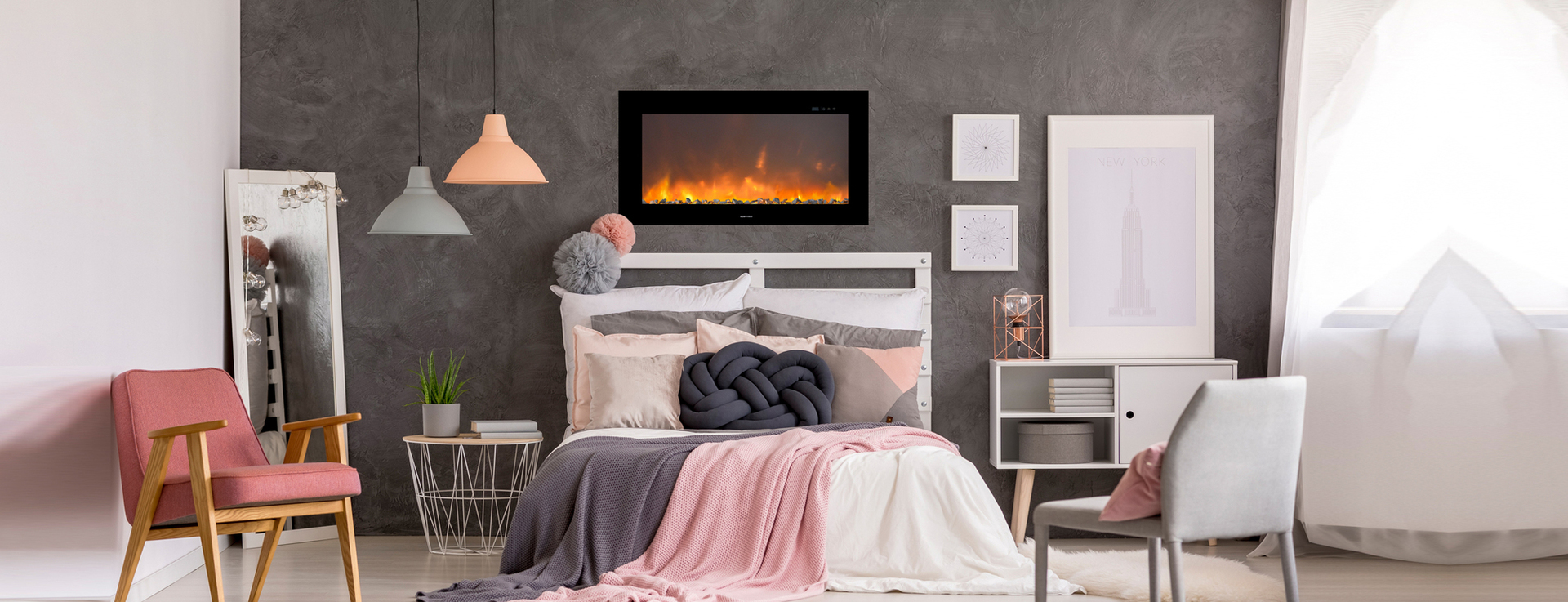 Electric Fireplaces And Decorative Fireplaces Xaralyn