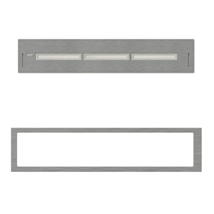 Built-in profile XL (stainless)