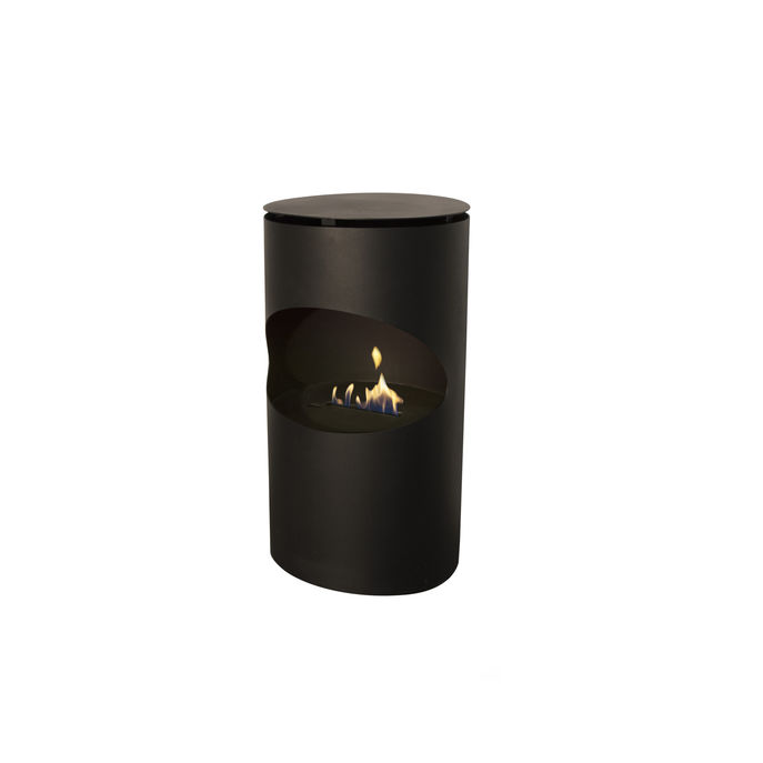Xaralyn Silo with corresponding bio ethanol burner